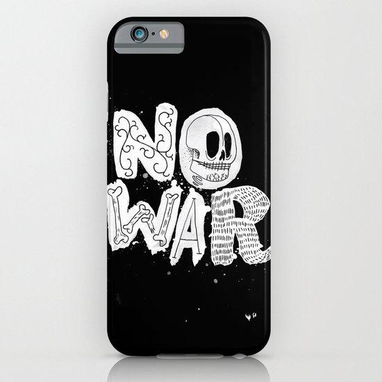 No War iPhone & iPod Case