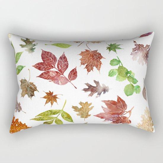 Color Nature! Rectangular Pillow
