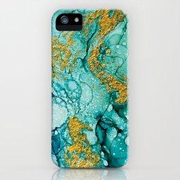 Golden Isles Un iPhone Case