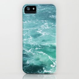 Sea Waves | Seascape photography iPhone Case