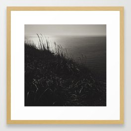 INTO THE WIND (2017) Framed Art Print
