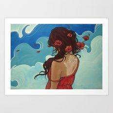 Sea Swept Art Print