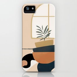 Plant in a Pot iPhone Case