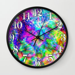 Chim Chim Cheree Wall Clock