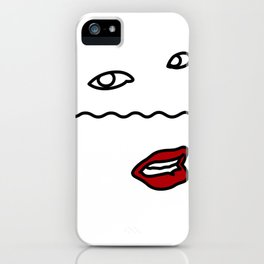 Ether iPhone Case
