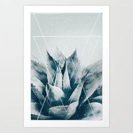 Cactus Print, cactus art Art Print