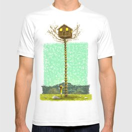 MOONRISE KINGDOM Painting Poster | PRINTS | #M45 T-shirt