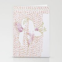 falcon Stationery Cards featuring Falcon by Julia Walters Illustration