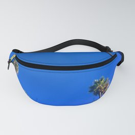 Palms and Sky Fanny Pack