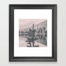They Grow Up So Fast Framed Art Print