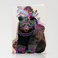 la Stationery Cards featuring Ohkwari  by Kris Tate