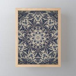 Azul Framed Mini Art Print