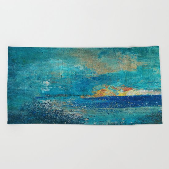 La Playa Beach Towel