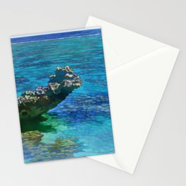 Inspiration Lagoon / Moorea, Tahiti Stationery Cards