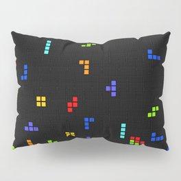 Tetris Time Pillow Sham