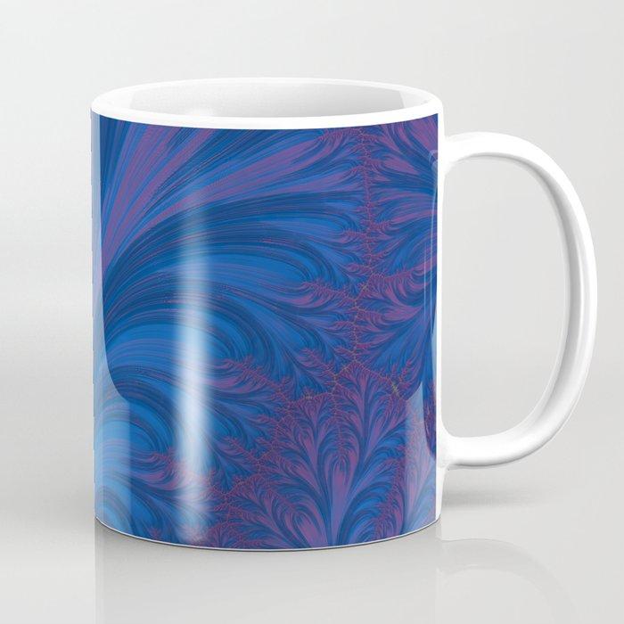 Stacking Hearts - Fractal Art Coffee Mug