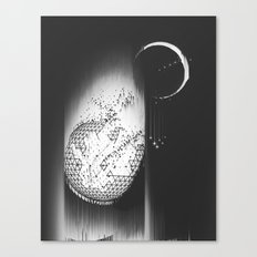 Truth Seekers Only Canvas Print