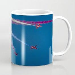 Red Arrows 1,2,3,  Coffee Mug