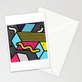 NEO MEMPHIS 04 Stationery Cards
