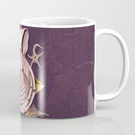 Dystopian Conch - Lavender Coffee Mug