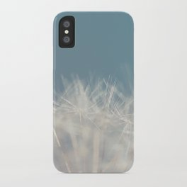 fluff iPhone Case