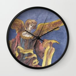 Angel of Proclamation Wall Clock