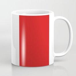 Italy flag Coffee Mug