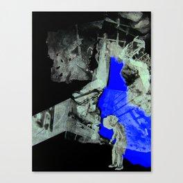 Marionette (redux) Canvas Print