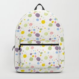 Summer polkadots Backpack