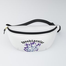 Spooktacular Halloween Ghosts Fanny Pack