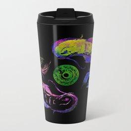Cosmic Fish Metal Travel Mug