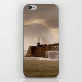 Storm Desmond iPhone Skin