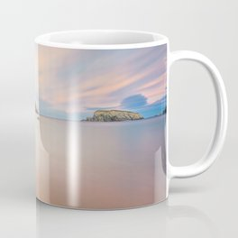 Pink sunset Coffee Mug