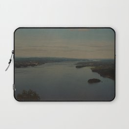 The Hudson from Storm King Laptop Sleeve