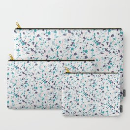 Terrazzo Granite | by Kukka Carry-All Pouch