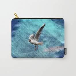 Fancy seagull III Carry-All Pouch