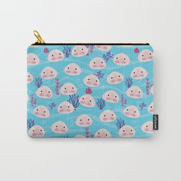 Blobfish Ugly Fish Carry-All Pouch