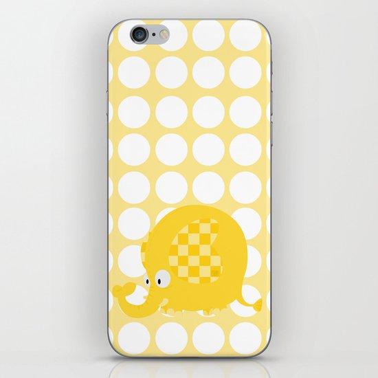 Little elephant iPhone & iPod Skin