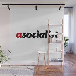 asocialist Wall Mural