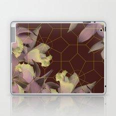 vintage orchid  Laptop & iPad Skin