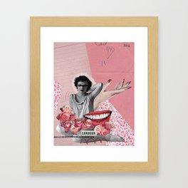 Luxure Framed Art Print