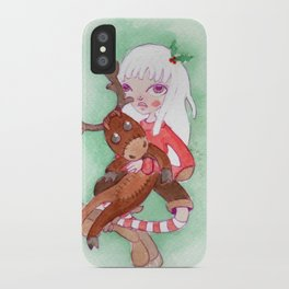 Princess Moose iPhone Case