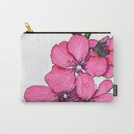 Pretty Peachy Carry-All Pouch