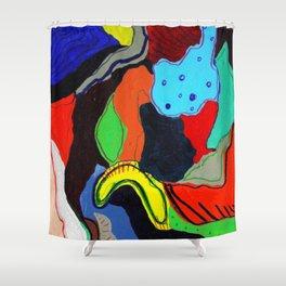 Miro Shower Curtain