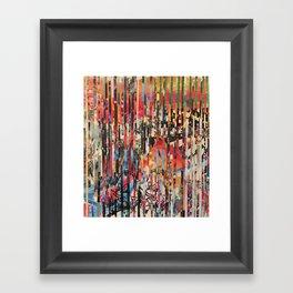 STRIPES 27 Framed Art Print