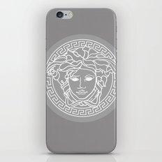 Versace Grey iPhone & iPod Skin
