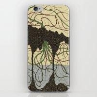 hawaiian iPhone & iPod Skins featuring first hawaiian by thefleafarm (Amy Wright)