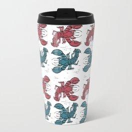 Lobster Lingo Travel Mug