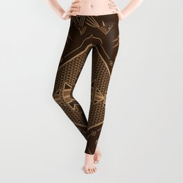 Buffalo Gathering Leggings