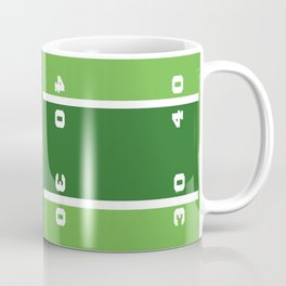 Football Game Day Play Coffee Mug